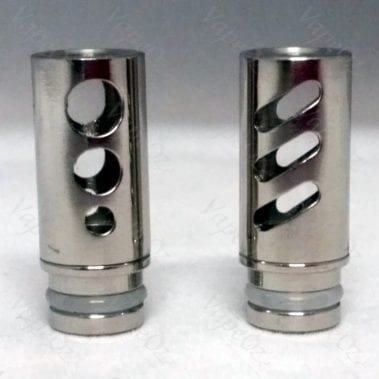 B Decorative Metal Drip Tip VapeOz