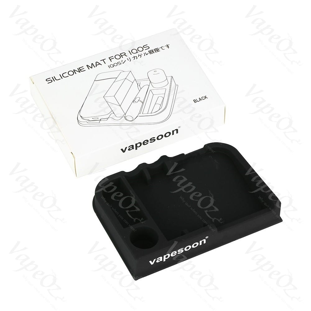 Vapesoon Silicone Mat for IQOS box