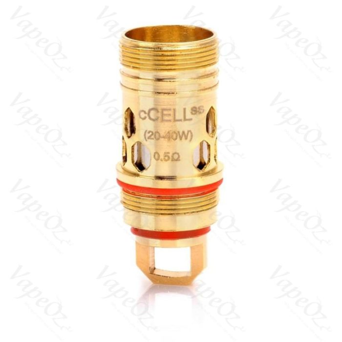 vaporesso ccell coils 5 pack single upright