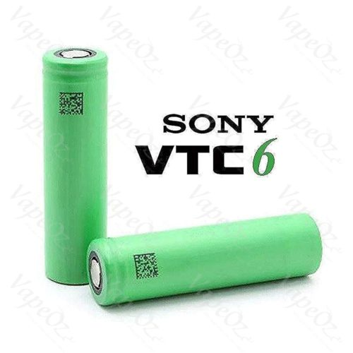 18650 Sony VTC6 Battery VapeOz