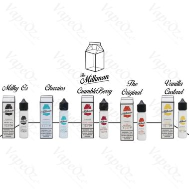 The Milkman EJuice 60ml VapeOz