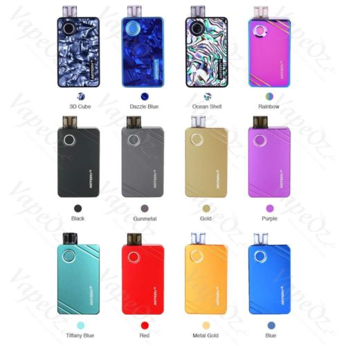 Artery Pal POD Kit 1000mAh Colours VapeOz