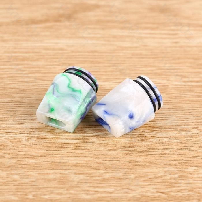 Flat Mouth Drip Tip