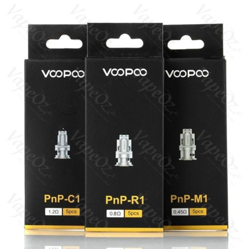 Voopoo PNP Replacement Coils Options VapeOz