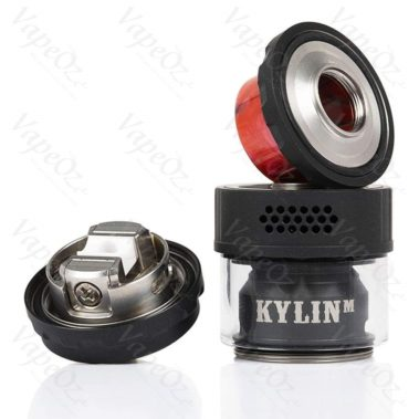vandy vape kylin m mm mesh rta build deck