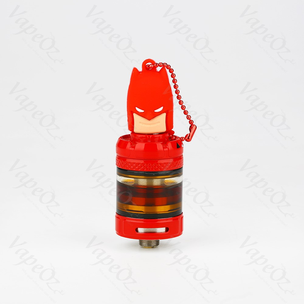 Drip Tip Cover Super Red Batman On Tank
