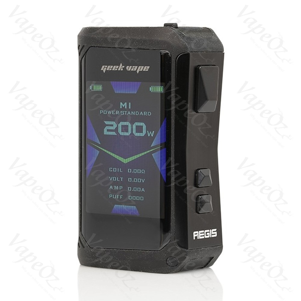 Geek Vape Aegis X MOD W Screen VapeOz