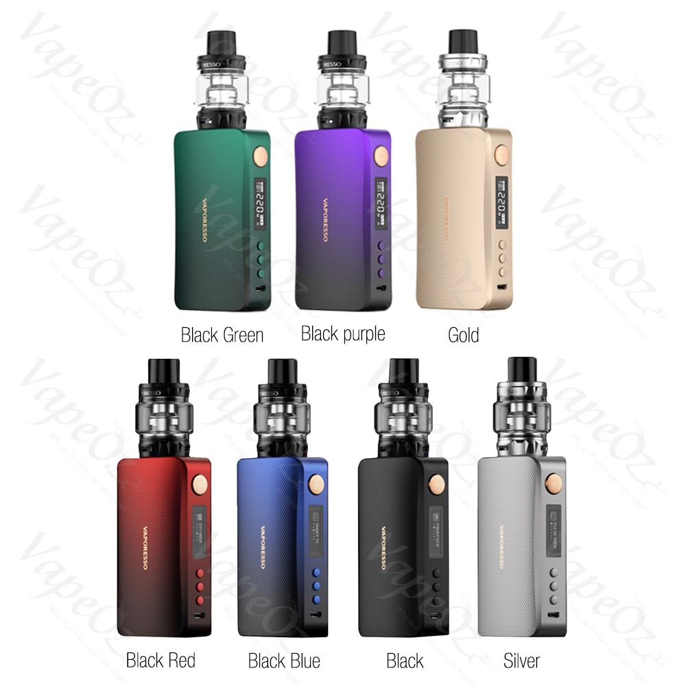 Vaporesso GEN W Kit with SKRR S Colours VapeOz