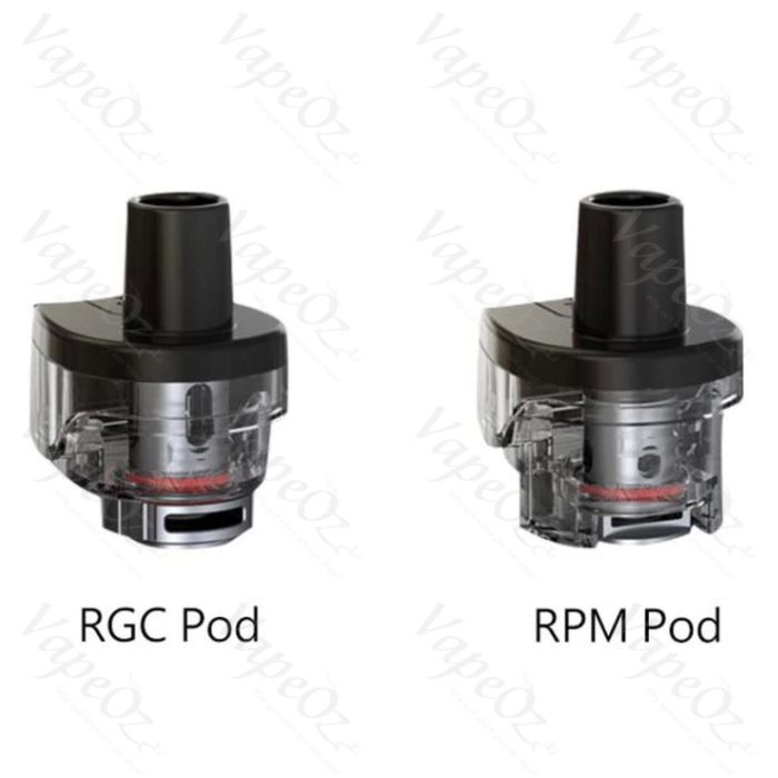 SMOK RPM Pod Replacement 5ml Options VapeOz