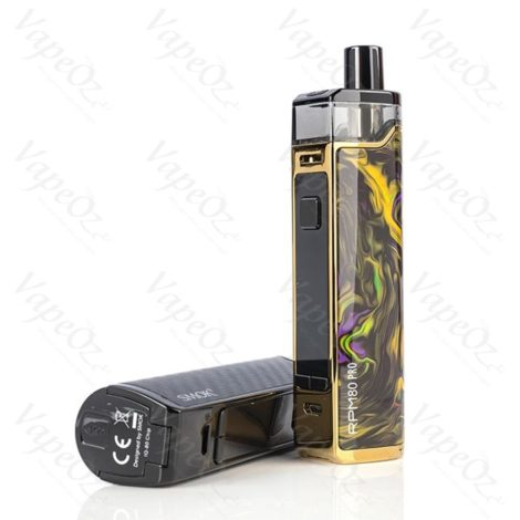 SMOK RPM80 Pro Kit Pod-Mod Screen Battery Door VapeOz