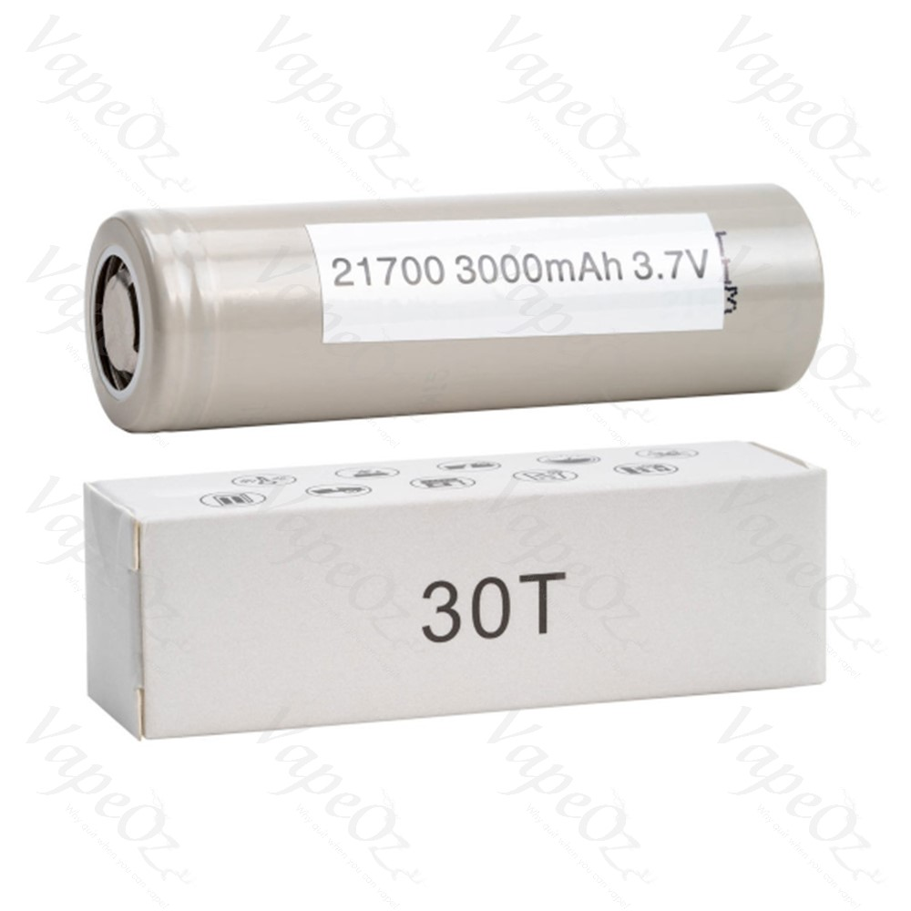 21700 Battery Samsung 30T box VapeOz