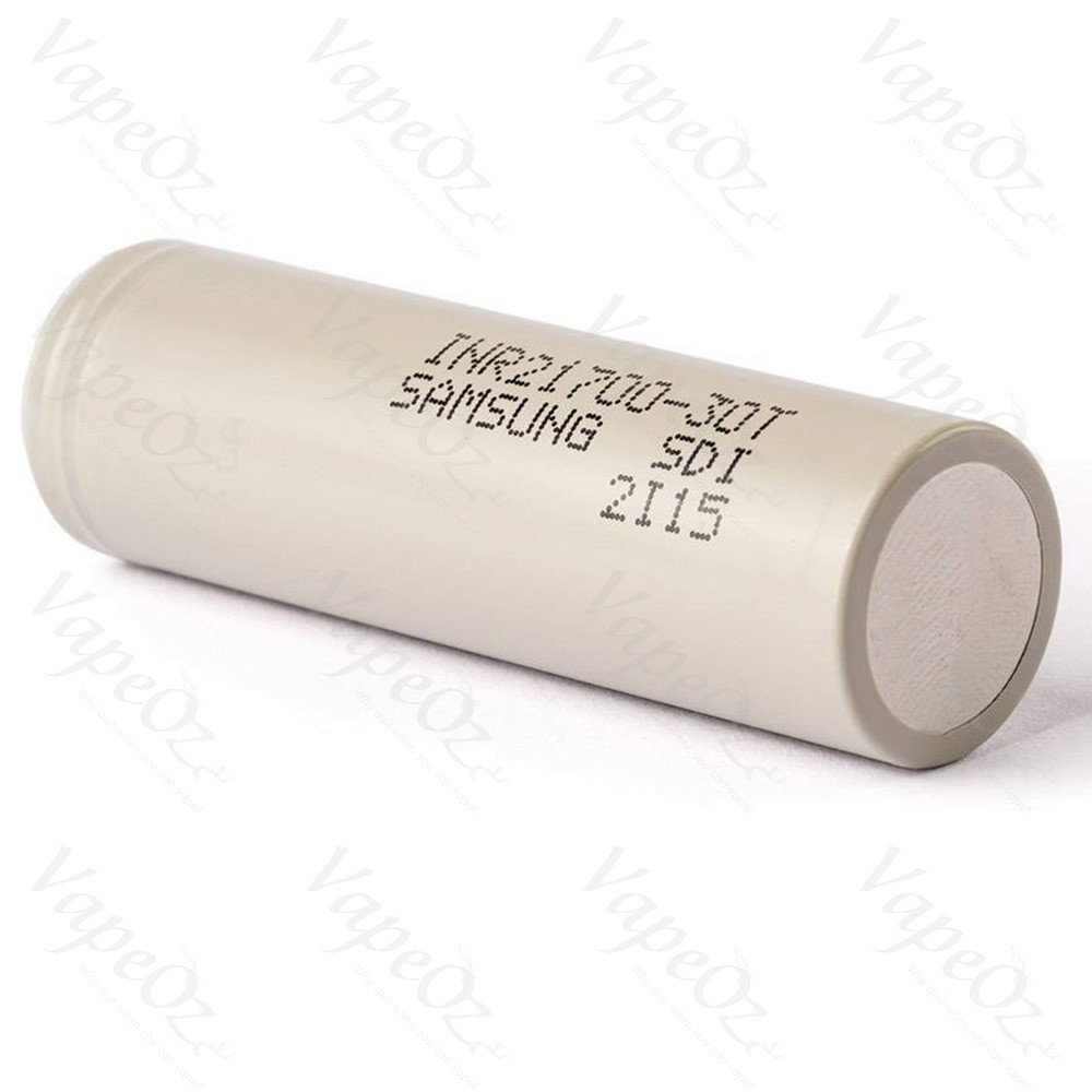 21700 Battery Samsung 30T side VapeOz