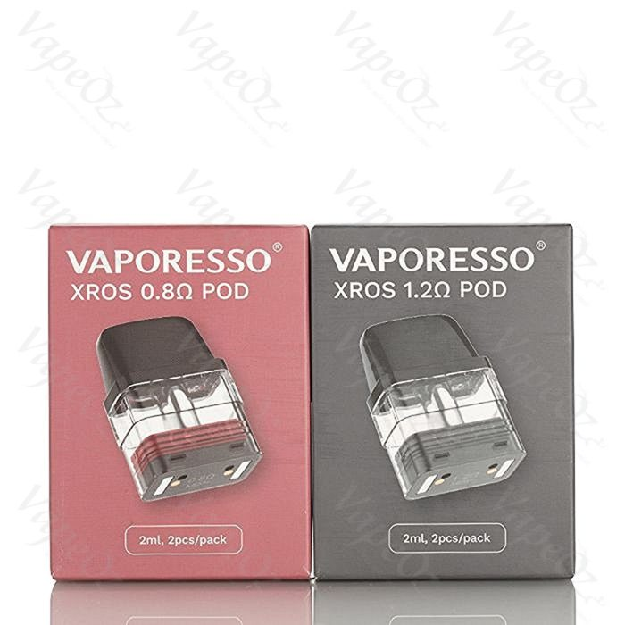 Vaporesso XROS Pod Replacements Options VapeOz