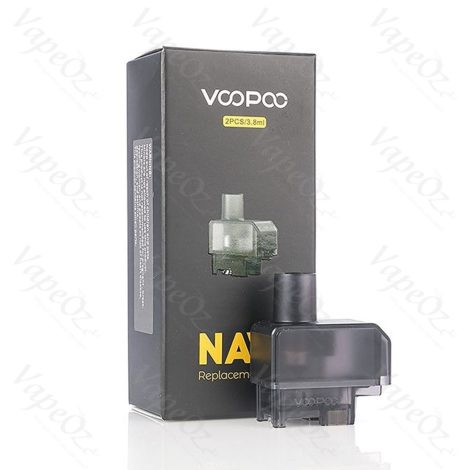 Voopoo Navi Replacement Pods Box And Pod VapeOz