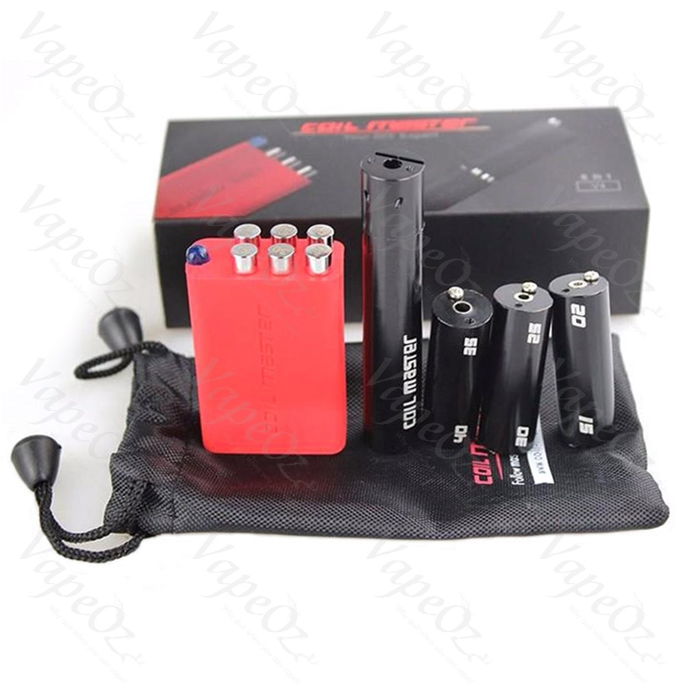 Coil Master Coiling Kit V4 Contents Pack VapeOz