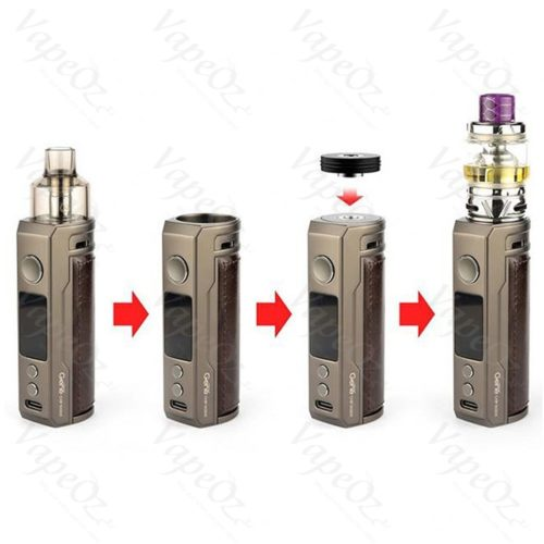 Reewape Adaptor Drag X How To Use VapeOz