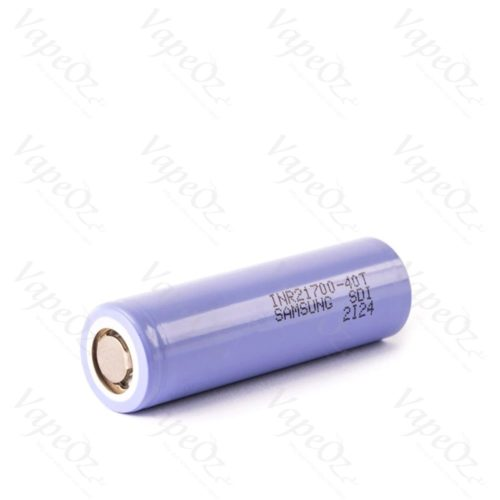 Samsung 40t 21700 4000mAh Battery