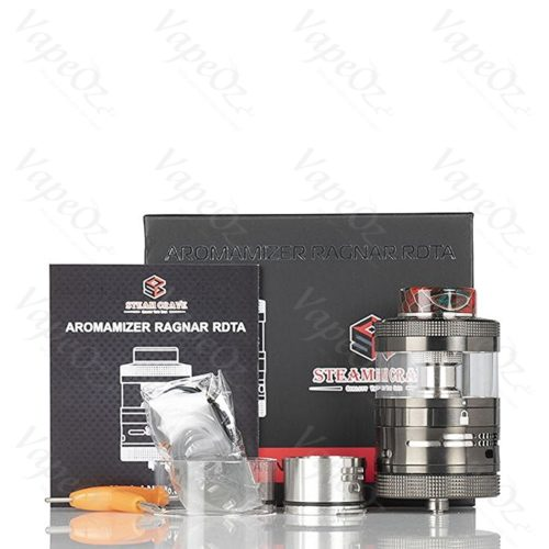 Steam Crave Aromamizer Ragnar RDTA Contents VapeOz