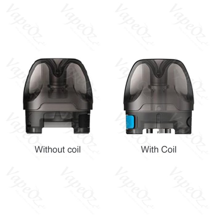 Voopoo Argus Air Pod Coil Removed Options Labeled VapeOz