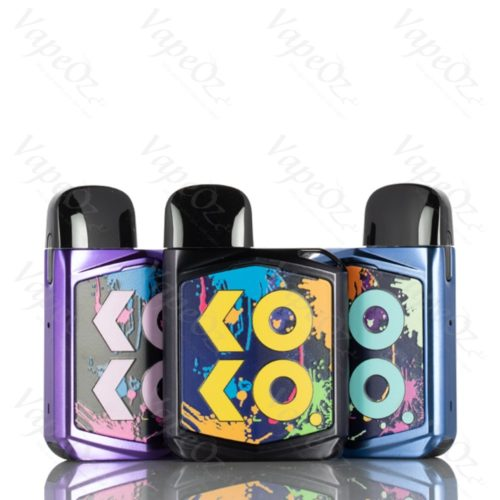 Uwell Caliburn Koko Prime All Colours VapeOz