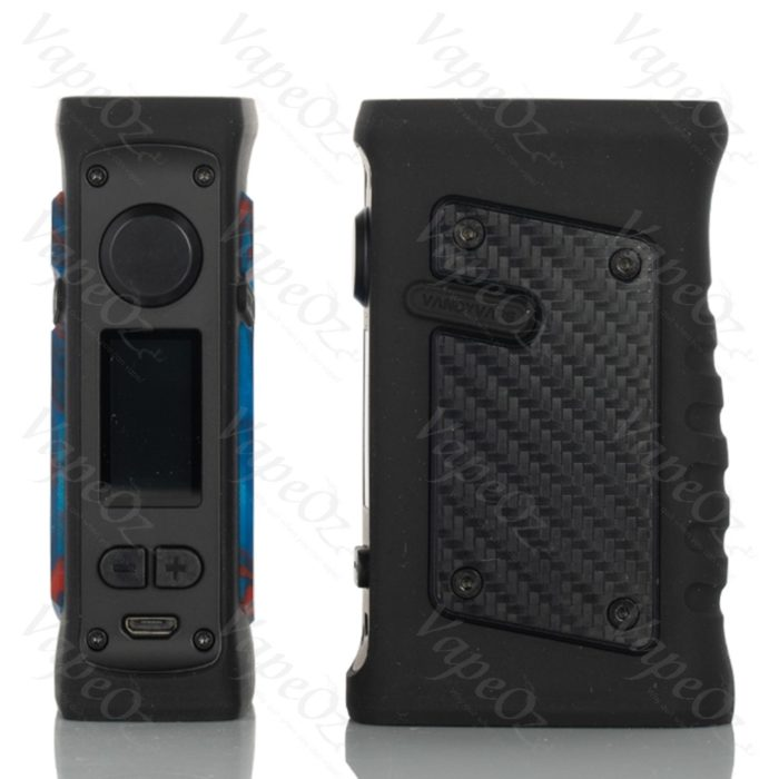 Vandy Vape Jackaroo Dual MOD Screen Side VapeOz