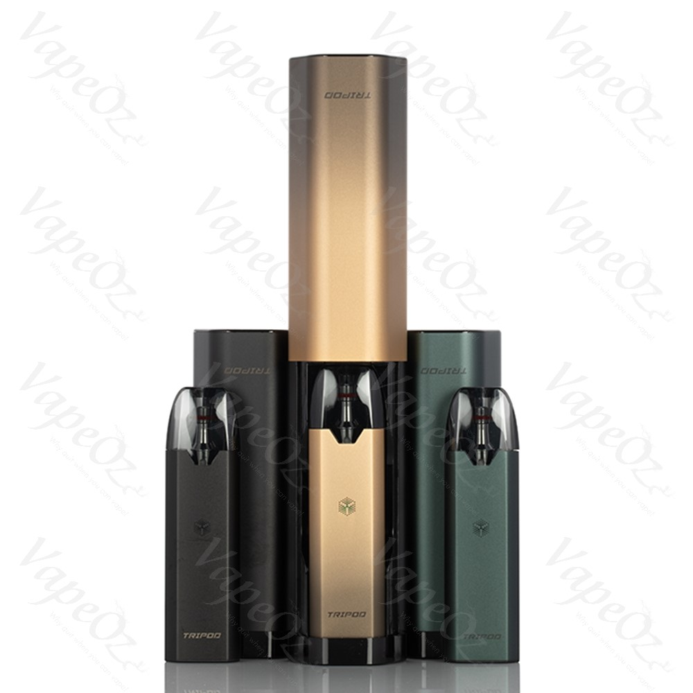 Uwell Tripod Kit All Colours VapeOz
