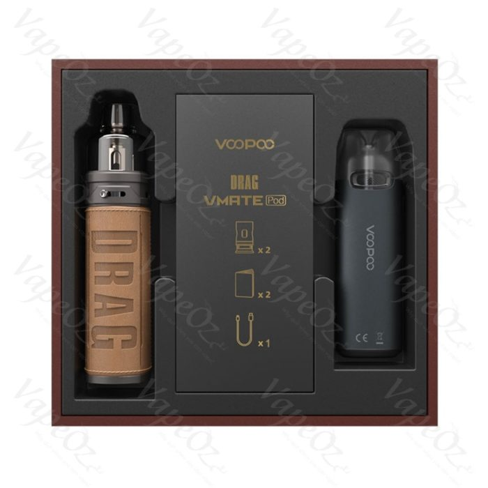 Voopoo Drag S Vmate Kit Contents VapeOz