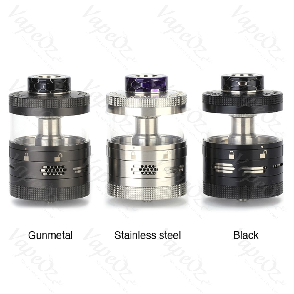 Steam Crave Titan V2 RDTA Colours VapeOz